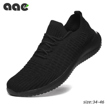 2020 Men Casual Shoes Unisex Light Mesh Couples Running