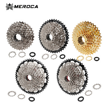 MTB Bicycle Freewheel 8S/9S/10S/11S/12S Mountain Bike Cycling Cassette Flywheel Sprocket Change Gear 11-32T 36T 42T 46T image