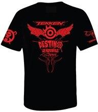 T-shirt a maniche corte in cotone a maniche corte in cotone di Los ingm4 De Japon Tekken