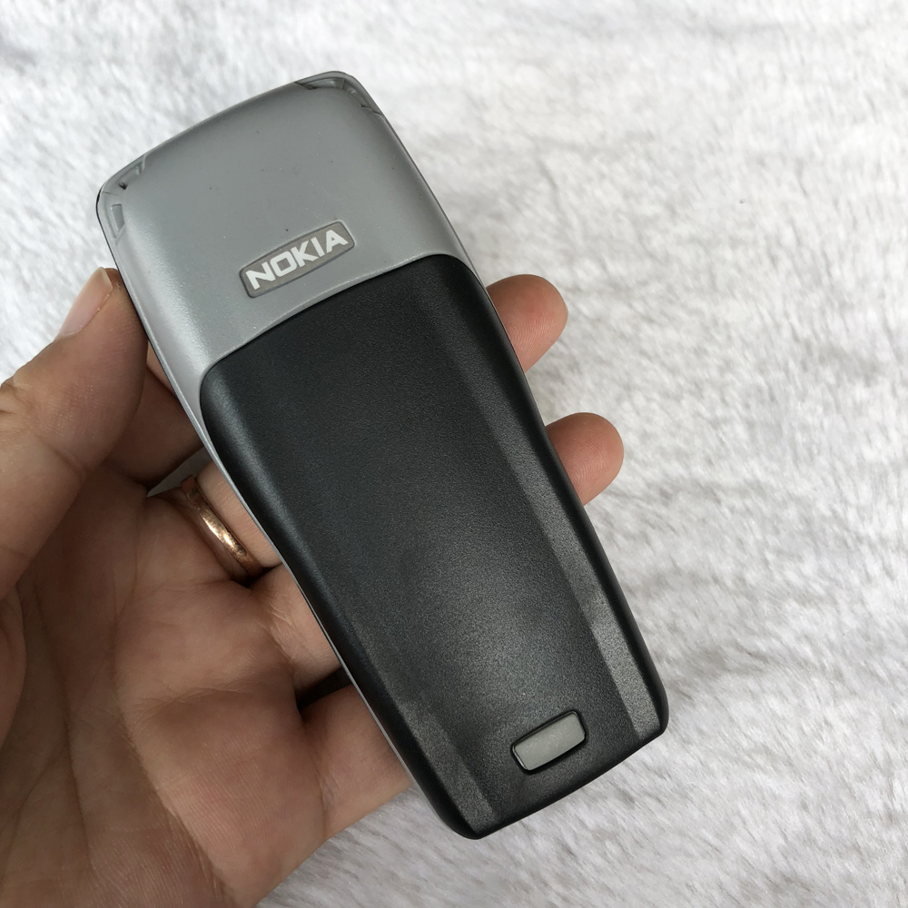 Image 4 - Refurbished Original NOKIA 1100 Mobile Phone Cheap Phone Old Cellphones, Can't Use in North America-in Cellphones from Cellphones & Telecommunications
