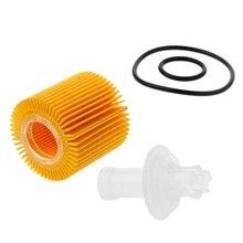 Масляный бензиновый фильтр двигателя комплект автостайлинг Запчасти для corolla Prius toyota scion