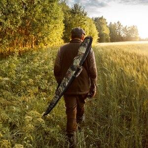 Image 5 - AIRSOFTPEAK Funda de pistola militar, bolsa de Rifle de táctica, camuflaje para exteriores, accesorios de caza ocultos, fundas de transporte para armas de tiro de 130CM