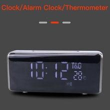 Беспроводные Часы tg174 bluetooth колонка будильник с дисплеем