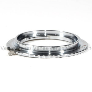 Image 3 - עדשת מתאם עבור FX Nik Z עדשת מתאם טבעת לfujifilm פוג י FX עדשה לניקון Z הר מצלמה ניקון Z6 ניקון Z7 (כסף)