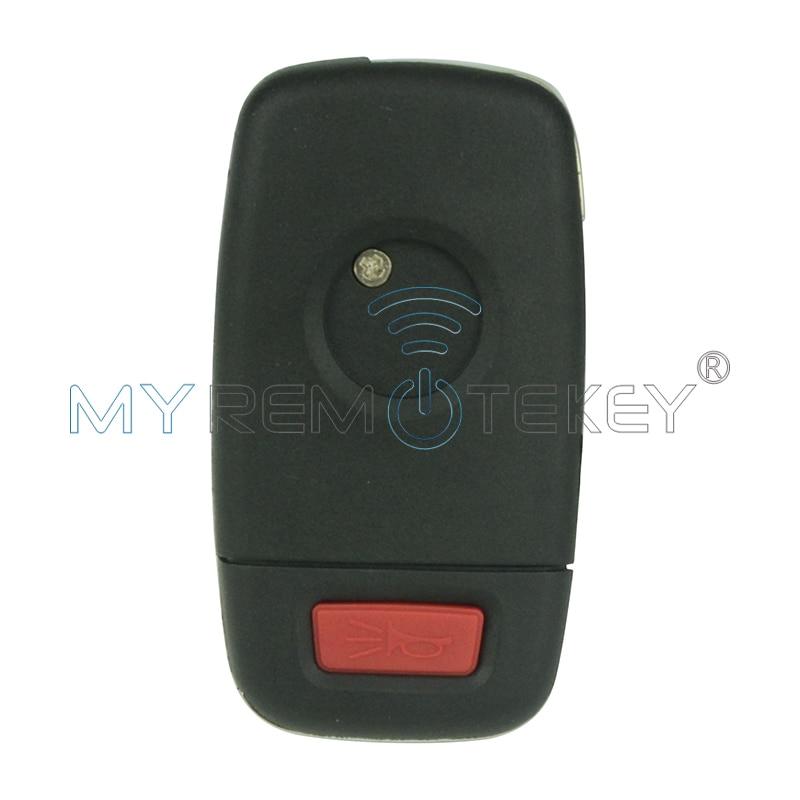 92213311 - 92252257 Kluczyk zdalny do Holden Ve Commodore 3 przycisk - Części samochodowe - Zdjęcie 2