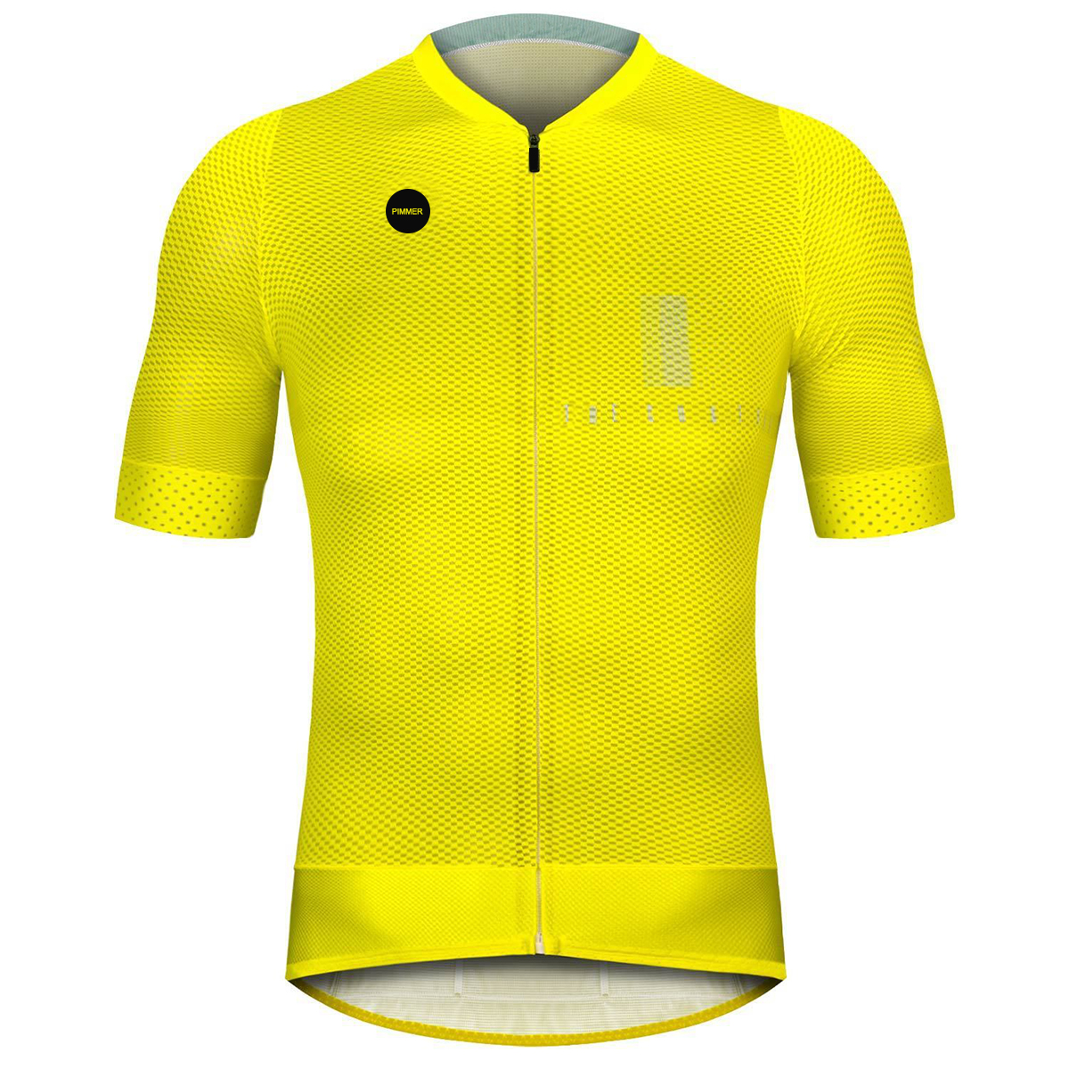 Pimmer Cycling-Jersey Short-Sleeve Italy-Fabric with Best-Quality