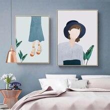 Картины для девочек reliabli плакат в скандинавском стиле Картина