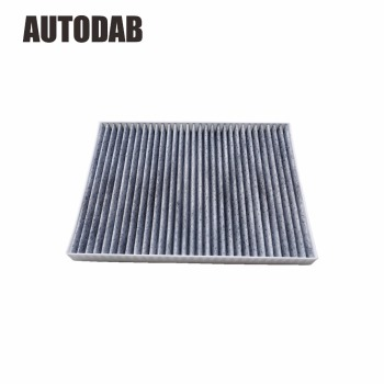 High-quality cabin air filter for 2008- RENAULT KOLEOS 2.0 2.5 Nissan Qashqai 2009 Trail 27277-0840R CUK2620 PT82C image