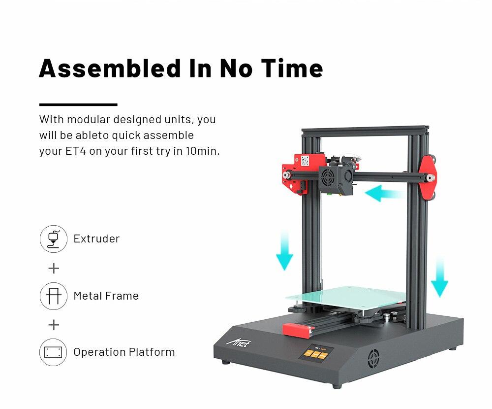 Anet 3D Printer ET4 (7)