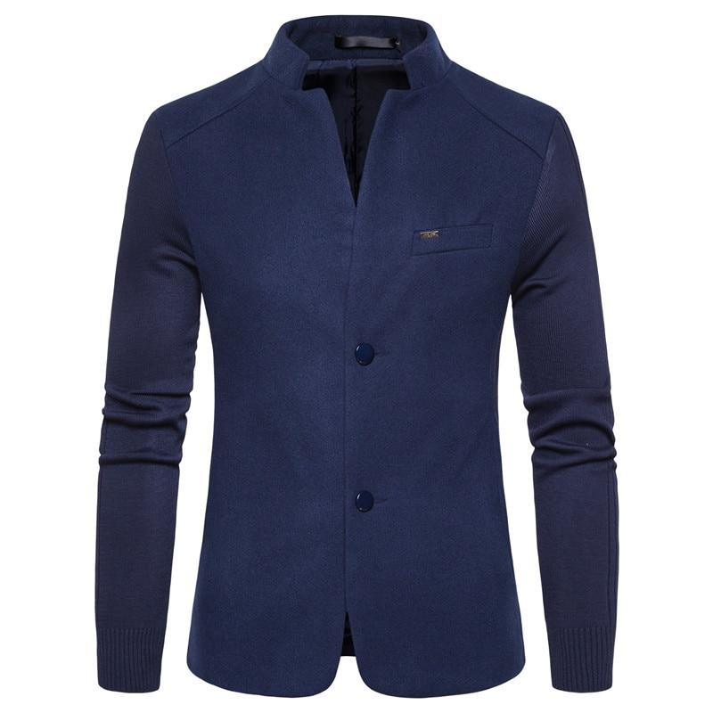 2020 New Spring Casual Blazer Men Slim Fit Social Business Blazers Men Suits Men Leisure Suits Blazer Homme Designer Jacket Men 2