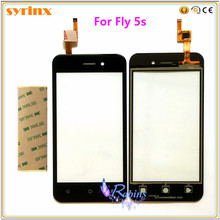 SYRINX Mobile Phone Touch screen For Fly 5S Sensor Touchscre