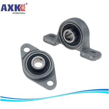 17 mm caliber Zinc Alloy mounted bearings KP003 UCP003 P003 pillow block bearing housing