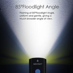 Image 3 - Фсветильник светильник на руль велосипеда Gaciron, 800 лм, 5 режимов, 2500 мА · ч, IPX6