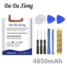 Da Da Xiong 4850mAh HB416683ECW Batterie für Huawei Google Ascend Nexus 6P H1511 H1512