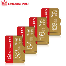 Nouvelle carte Micro sd 16GB 32GB mini carte mémoire sd Microsd 64GB 128GB clé usb classe 10 mini carte TF 128GB lecteur Flash