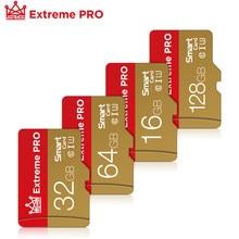 Cartão de memória micro sd mais novo 16gb 32gb mini cartão de memória sd microsd 64gb 128gb pendrive classe 10 mini cartão tf 128gb flash drive