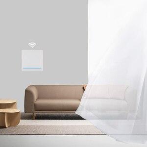 Image 3 - גארמה 433MHz האלחוטי אוניברסלי 86 קיר פנל RF משדר מקלט 1 2 3 לחצן עבור בית חדר אור מתג