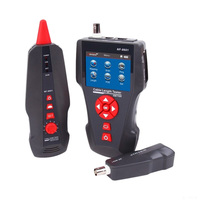 NOYAFA NF-8601 Multi-Functional Network Cable Tester LCD Cable Length Tester Breakpoint Tester English Version
