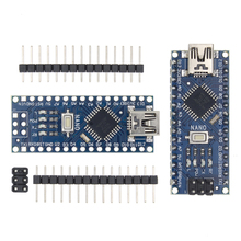 100PCS 나노 3.0 ATMEGA328P 컨트롤러 나노 CH340 USB 드라이버와 호환 16Mhz NO CABLE fro arduino