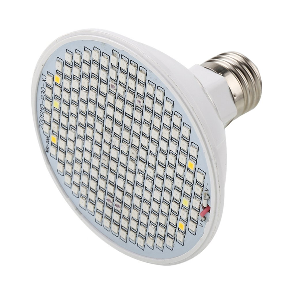 Plant Light 200Led Potted Seedlings Indoor Green Plant Fill Light Professional Fashion Rapid Leafing Rooting