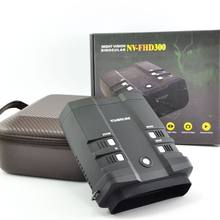 Visionking NV-FHD300 Specification 3X Digital IR Hot Digita Night Vision Binocular LED Video/Photograph High Quality 1920X1080