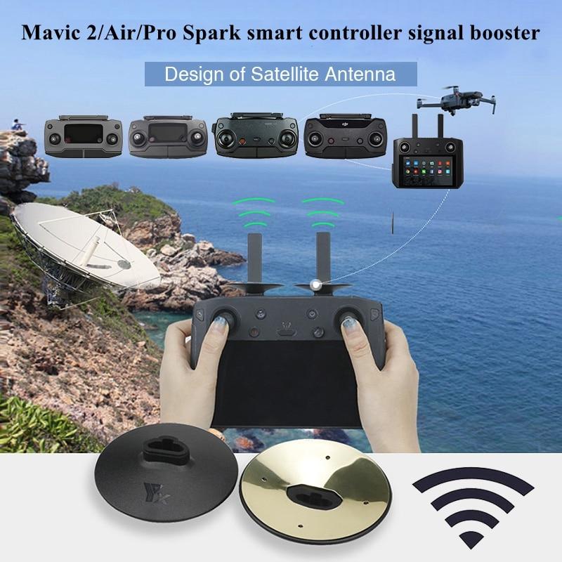 Remote Control Antena Penguat Sinyal Jangka Jangkauan Sinyal Extender Meningkatkan Papan Untuk Dji Mavic Mini 2 Pro Zoom Air Pro Spark Pengendali Penerbangan Aliexpress
