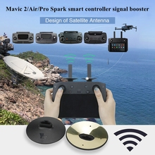 remot control antenna signal booster extender modified dual band frequency for dji spark mavic pro phantom 4 pro 3 inspire 1 2 Remote Controller Signal Booster Antenna Extended Range Signal Extender Enhance Board for DJI Mavic 2 Pro&Zoom/Air/Pro Spark