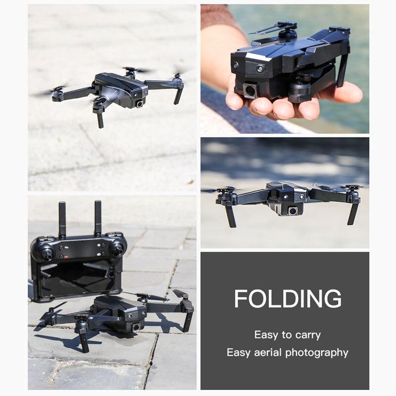 ZWN SG107 Mini Drone with 4K WIFI FPV HD Dual Camera Quadcopter Optical Flow  Rc Dron Gesture Control Kids Toy  VS E58 E68 SG106 5