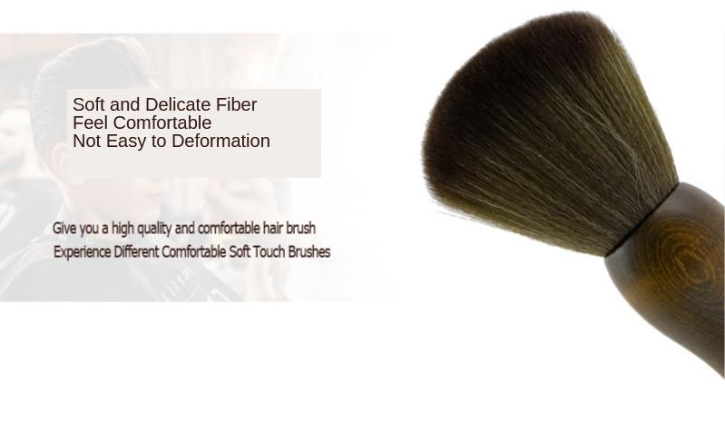 salão de beleza cabelo varredura macio rosto