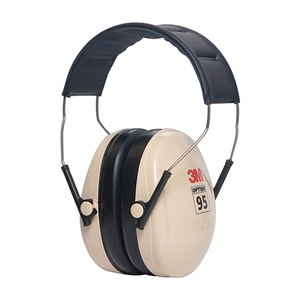 Image 3 - 3M H6A Sound insulation Earmuffs SNR:27db Security 3M Ear Protector Noise reduction Soundproof Ear muffs For Study Sleeping Work
