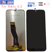 Original 5.71For Nokia 4.2 LCD Display Touch Screen Digitizer Assembly Replacement For TA-1184 TA-1133 TA-1149