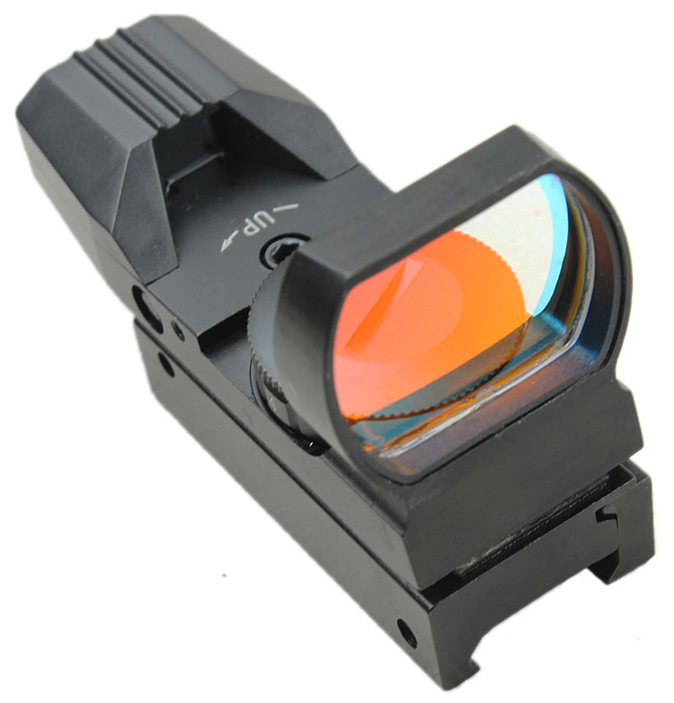 Holographic Red And Green Dot Tactical Riflescope Collimator Sight Multi Reticle Reflex Scope sight scope optics red dot red dot - title=