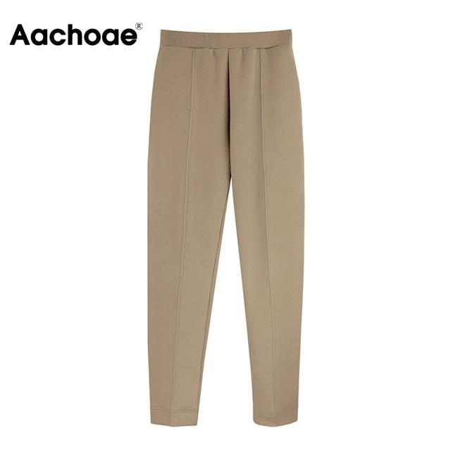 Solid Harem Pants  2