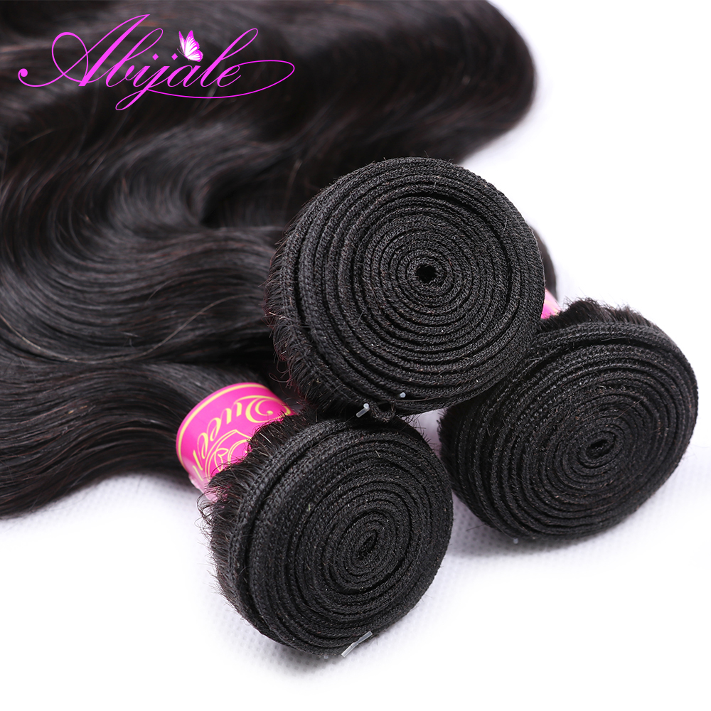 Hd59b1fab8fe64209bc4a3404084ad050O Abijale Body Wave Bundles With Closure Brazilian Hair Weave Bundles With Closure Human Hair Bundles With Closure Remy
