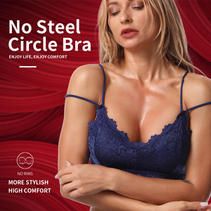 lace Bra women underwear sexy bralette top push up bra strapless bra plus size Female bra invisible bra soutien gorge biustonosz