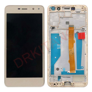 Image 2 - DRKITANO Display for Huawei Y5 2017 LCD Display Y6 2017 MYA L22 U29 Touch Screen For Huawei Y5 2017 Display With Frame Replace