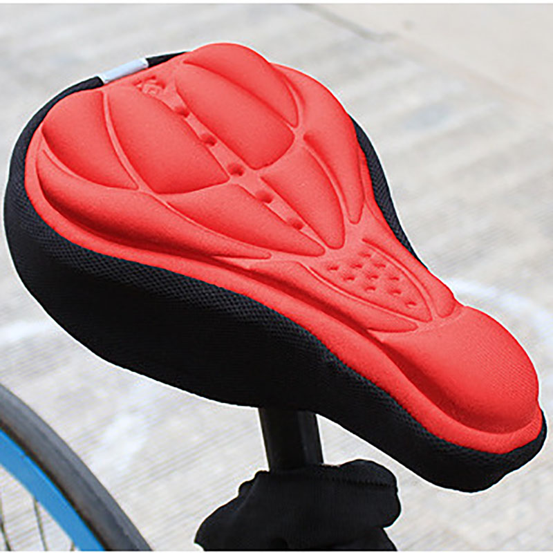 Cover Saddle Seat Bicycle Gel Padded