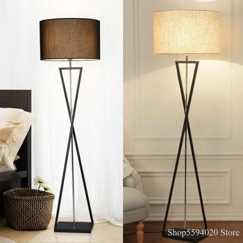 Lámparas De Pie modernas De decoración para sala De estar, dormitorio, LED...