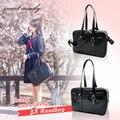 Японские студенческие сумки, сумки для школьников, студентов колледжа JK, унисекс, сумки на плечо, сумки-мессенджеры из искусственной кожи дл...