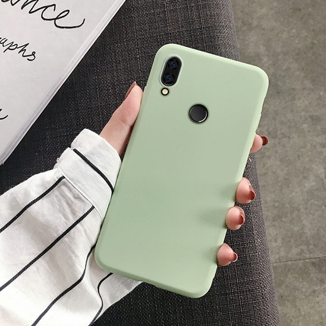 Lovely Cute TPU Case For Xiaomi Redmi Note 7 8 9S 9 Pro Max 8T 7A 8A 4X 6A 6 5 Plus 4A 5A 4 Go Colorful Slim Silicone Case Cover