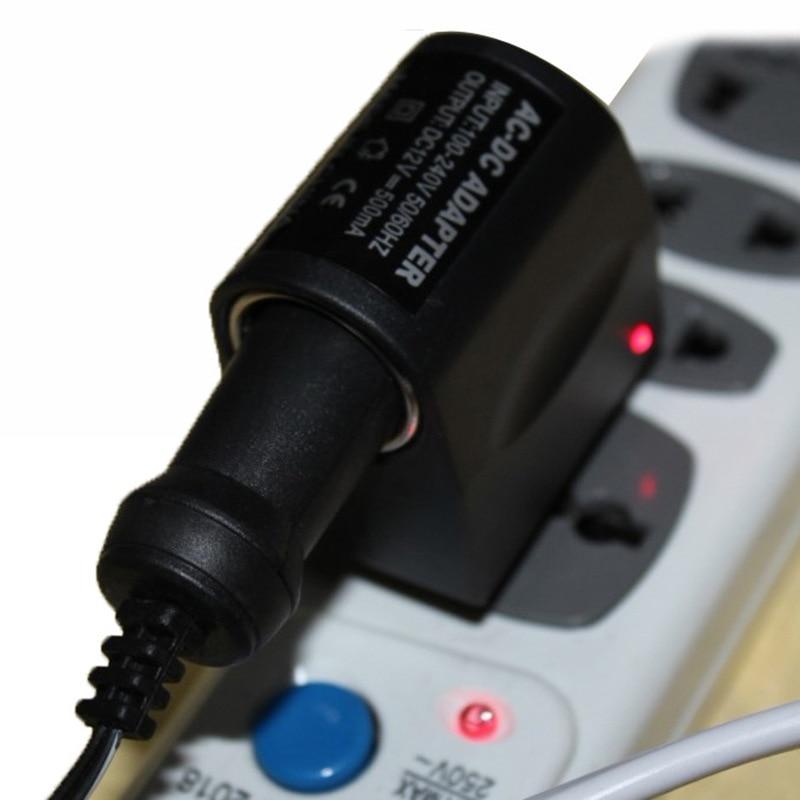 ABŞ-dan 12V-lik ev avtomobil şarj adapteri üçün siqaret - Cib telefonu aksesuarları və hissələri - Fotoqrafiya 6