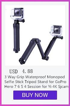 Профессиональный складной штатив-тренога для камеры с винтом для штатива на 360 градусов, алюминиевый стабилизатор штатива с держателем для телефона