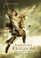 功夫之王 The Forbidden Kingdom海报