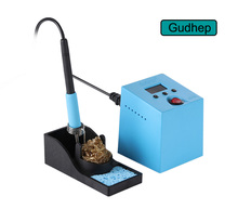 Gudhep 3 In 1 Soldering Rework Station GD90 Soldering Iron Tips DIY Assembled Kits Electric Tools Wedling Machine