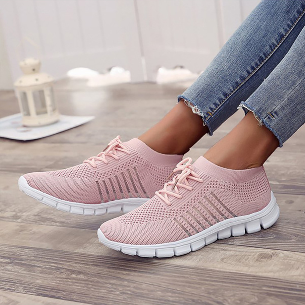Womens Socks Shoes Trainer Sports Casual  Travel Shoes Breathable Lightweight