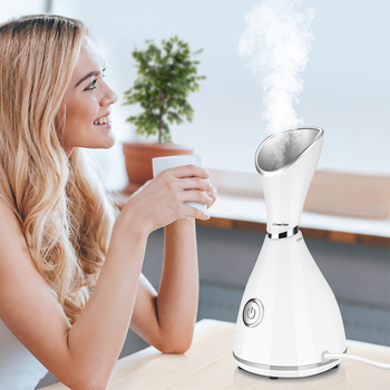 facial steamer cold hot steam machine skin facial cleaning beauty machines salon facial hydrating machine face moisturizing spa Nano Ionic Facial Steamer Facial Deep Cleaning Hot Steamer Cleaner Face Sprayer Machine Beauty Face Steaming Device Facial Steam