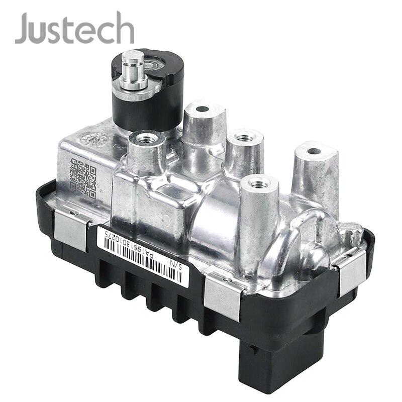 Justech nouveau Turbo actionneur turbocompresseur servomoteur G-221 728680 pour Ford Mondeo Jaguar x-type 2.0 2.2 TDCi