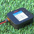 Новое ISDT Q8 умное зарядное устройство 500 Вт 20A 1-8S карманное зарядное устройство Lipo для Lilon LiPo LiHV NiMH Pb RC модели DIY