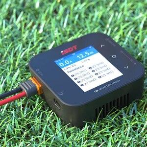 Image 1 - 새로운 isdt q8 스마트 충전기 500 w 20a 1 8 s 포켓 lipo 배터리 밸런스 충전기 lilon lipo lihv nimh pb rc 모델 diy