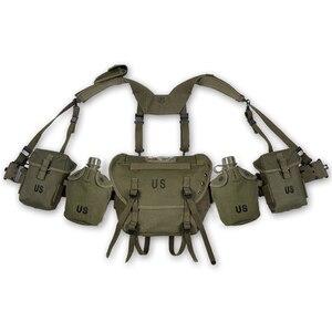 Image 1 - Wwii Militaire Jacht Klimmen Vietnam Oorlog Us. M1956 M1961 M16A1 Fieldgear Pakketten Apparatuur Langere Versie